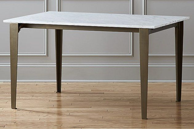 Best Dining and Kitchen Tables Under $1,000 | Marble top ...
