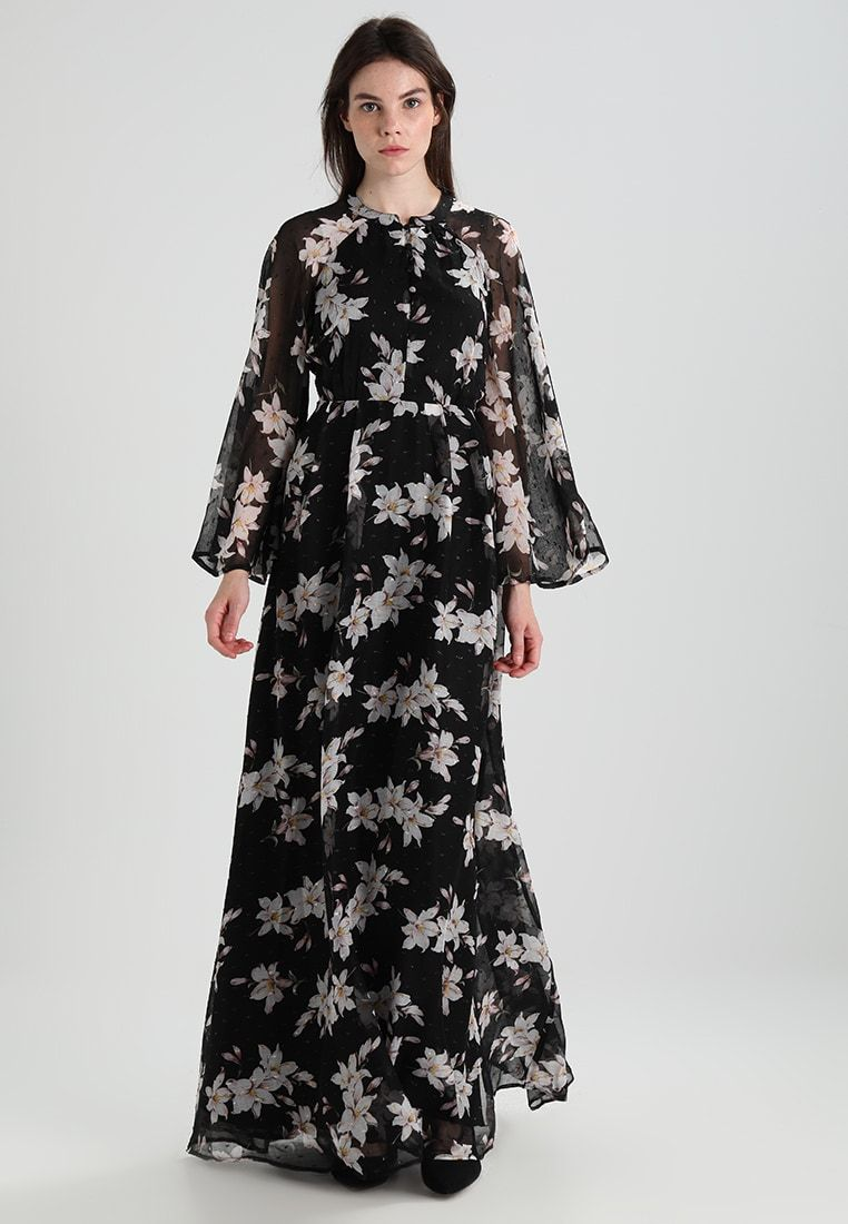 8617ff4a4b7dd2 YAS YASGLAZY MAXI DRESS - . Eerbare kleding. Eng. Modest clothing. Fr.
