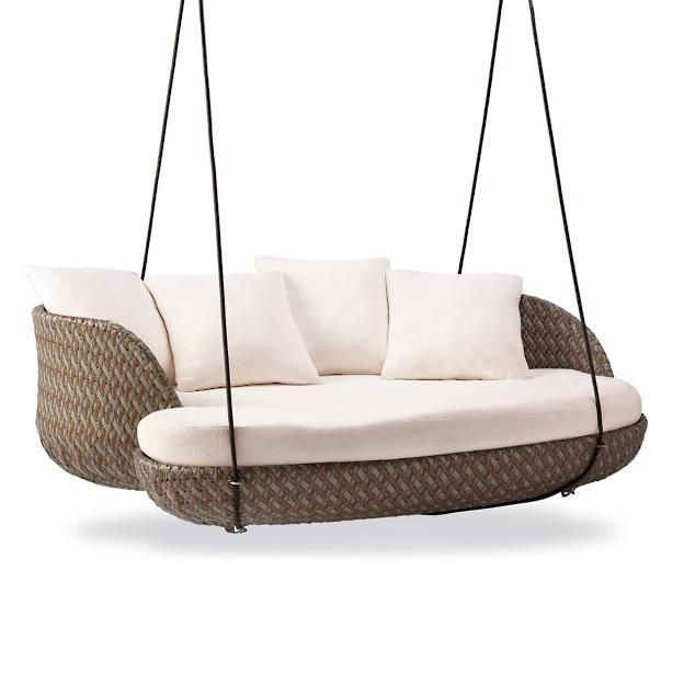 Malia Hanging Daybed Hanging Daybed Daybed Cushion Hanging Furniture