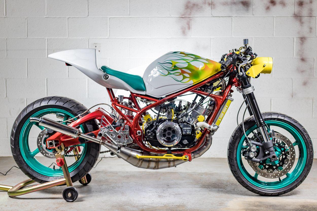Yamaha RZ350 Lab Rat by Swinndustries - BikeBound