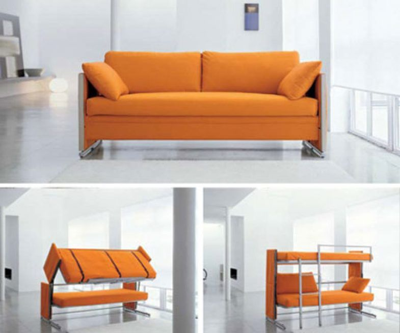 This Space Saving Transforming Furniture Will Change Your Life If You Live In A Small Home Sofa Bed Design Furniture For Small Spaces Sofa Design #space #saving #furniture #living #room
