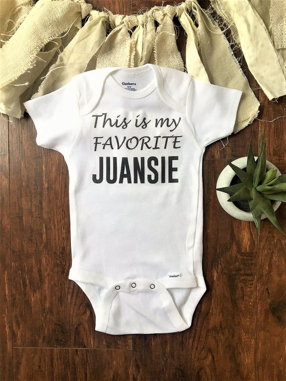 006227118f65 Funny Mexican Onesies