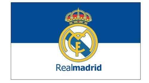 150cm real madrid flag logo bandera spain futbol soccer la liga 150cm real madrid flag logo bandera spain futbol voltagebd Choice Image