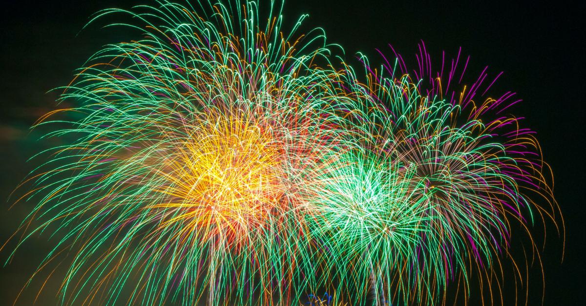 July Events Around Daytona Beach Fireworks, Best