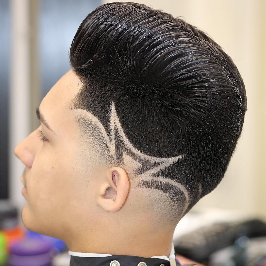 Design On Haircut