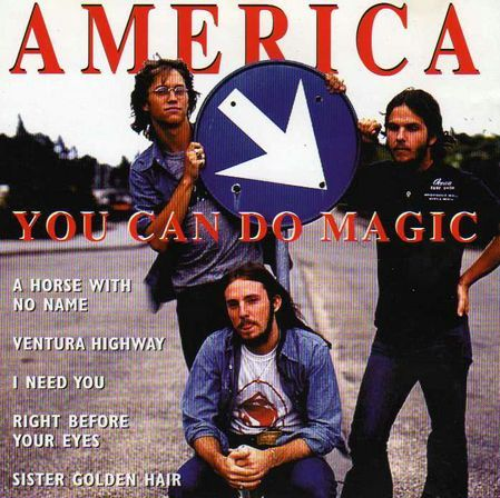 You can do magic by America