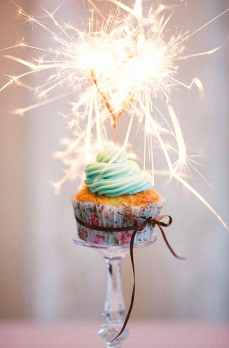 cupcake fireworks :)