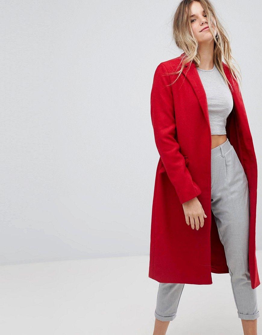 Mantel damen bershka