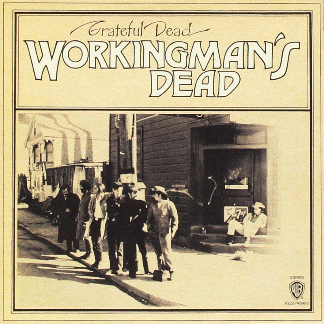 Grateful Dead Workingman S Dead Amazon Com Music Grateful Dead Grateful Dead Albums Album Covers