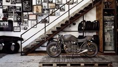 Industrial Design: Fall in love with these vintage industrial ideas for your industrial garage