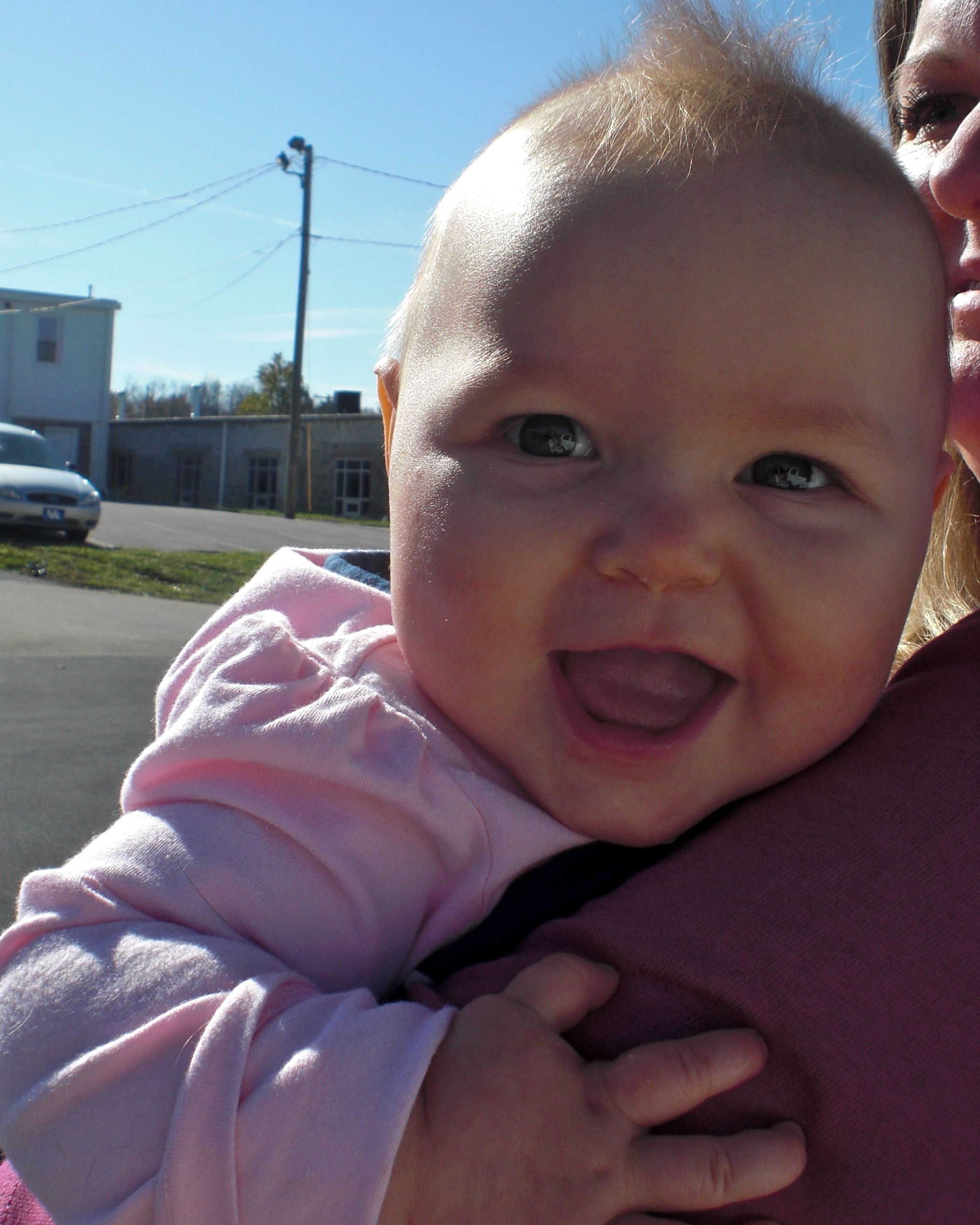 This is my baby sister, Faith. I love her <3 The End <3