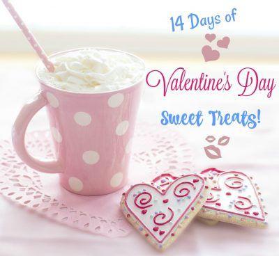 14days of Valentine\'s Sweets | Valentine\'s day | Pinterest ...