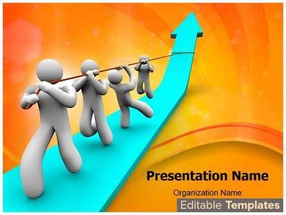 Team Work Powerpoint Design Template This Powerpoint Theme Can Be