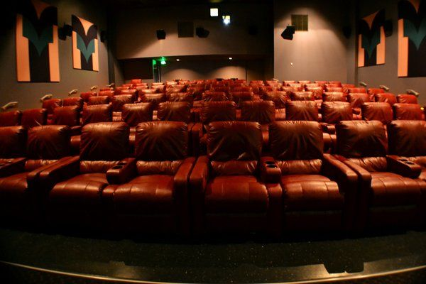 Amc Loews Lakewood Towne Center Reclining Love Seats Boredom