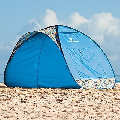 detailed look 9ad19 0b314 Sun Smarties Family Beach Cabana Tent - One Step Ahead Baby ...