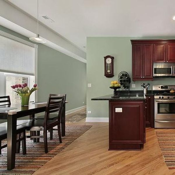 Kitchen Room Colour: Paint Color SW 6192 Coastal Plain From Sherwin-Williams