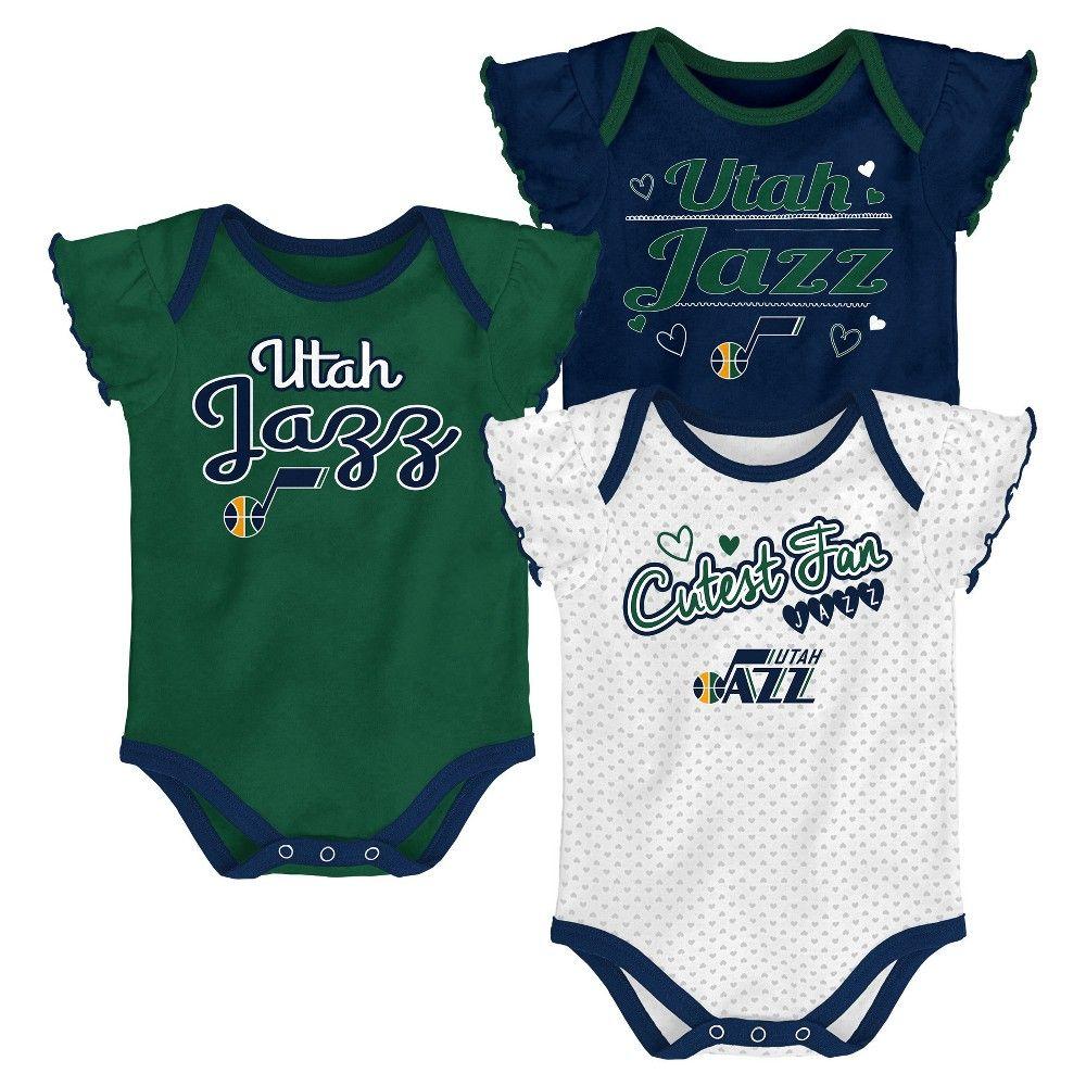NBA Infants/' Unisex Bodysuits