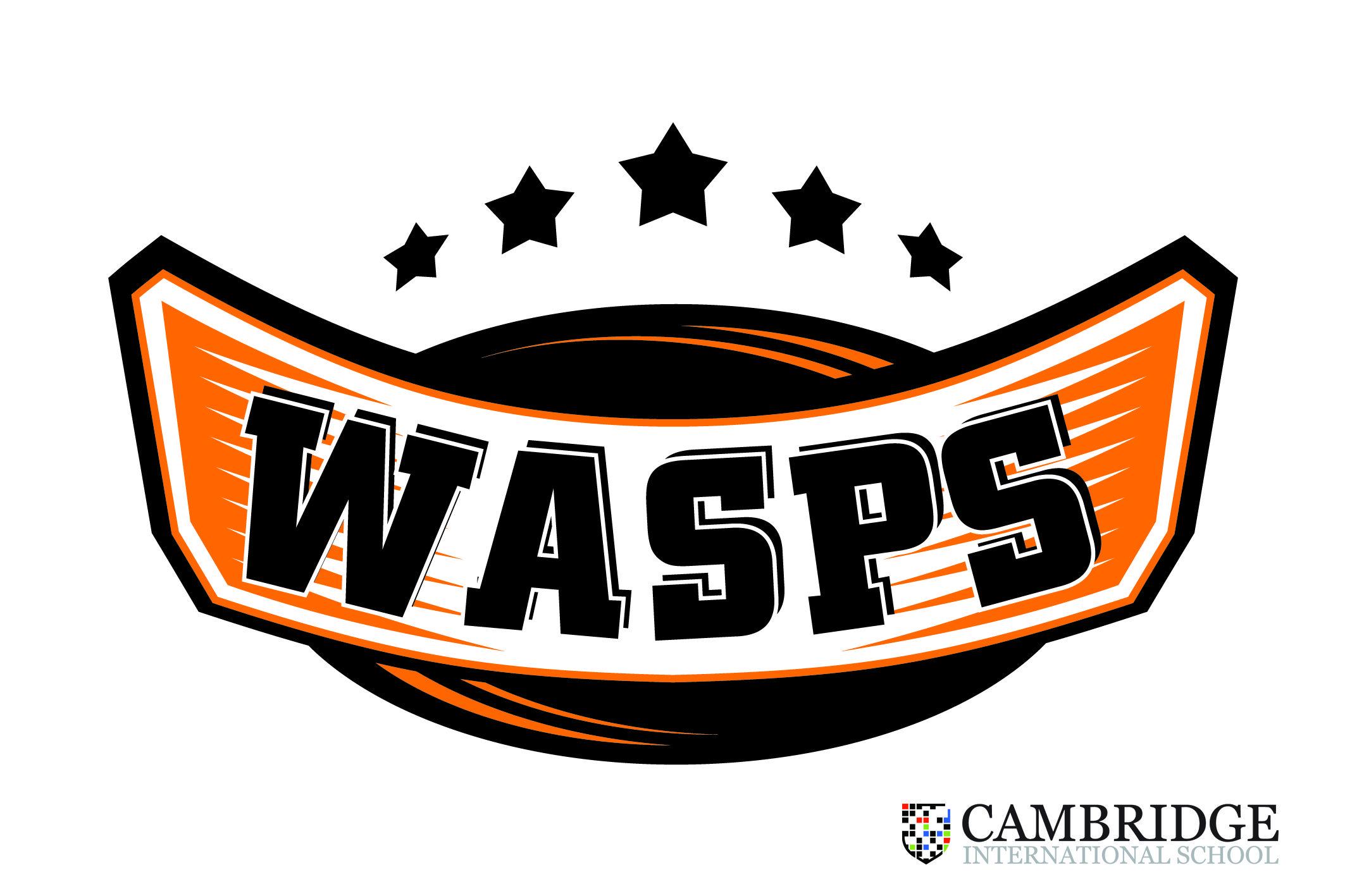 Wasps Cambridge School Floorball Team #Healthy #School #Active #Children #Sport
