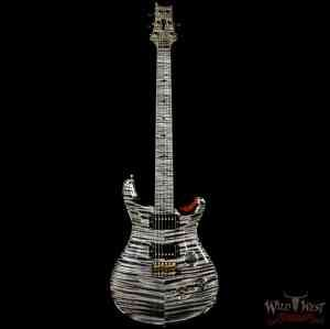 PRS Private Stock 6153 Custom 24 Flame Maple Top Charcoal - Wild West Guitars