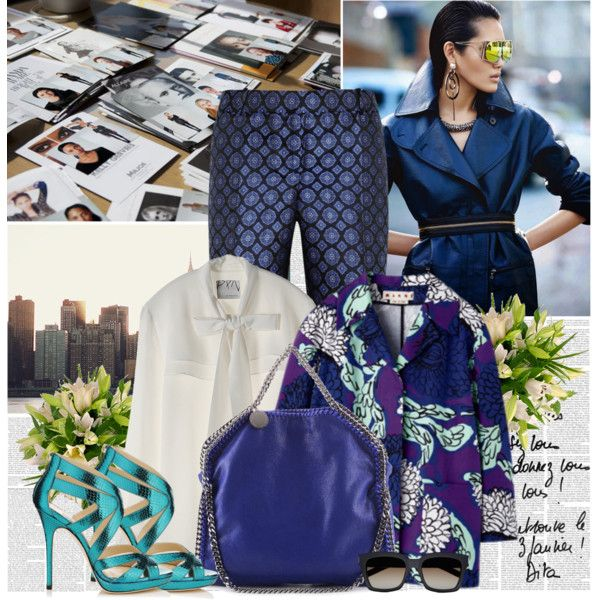 """Fashionistas"" by bklana on Polyvore Dramatic"