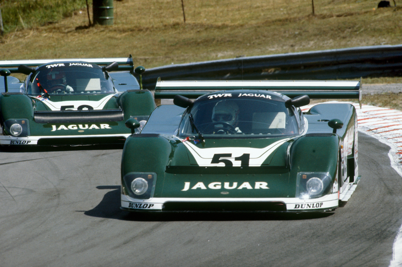 Pin by Fernando Collao on Mike Thackwell   Jaguar car ...