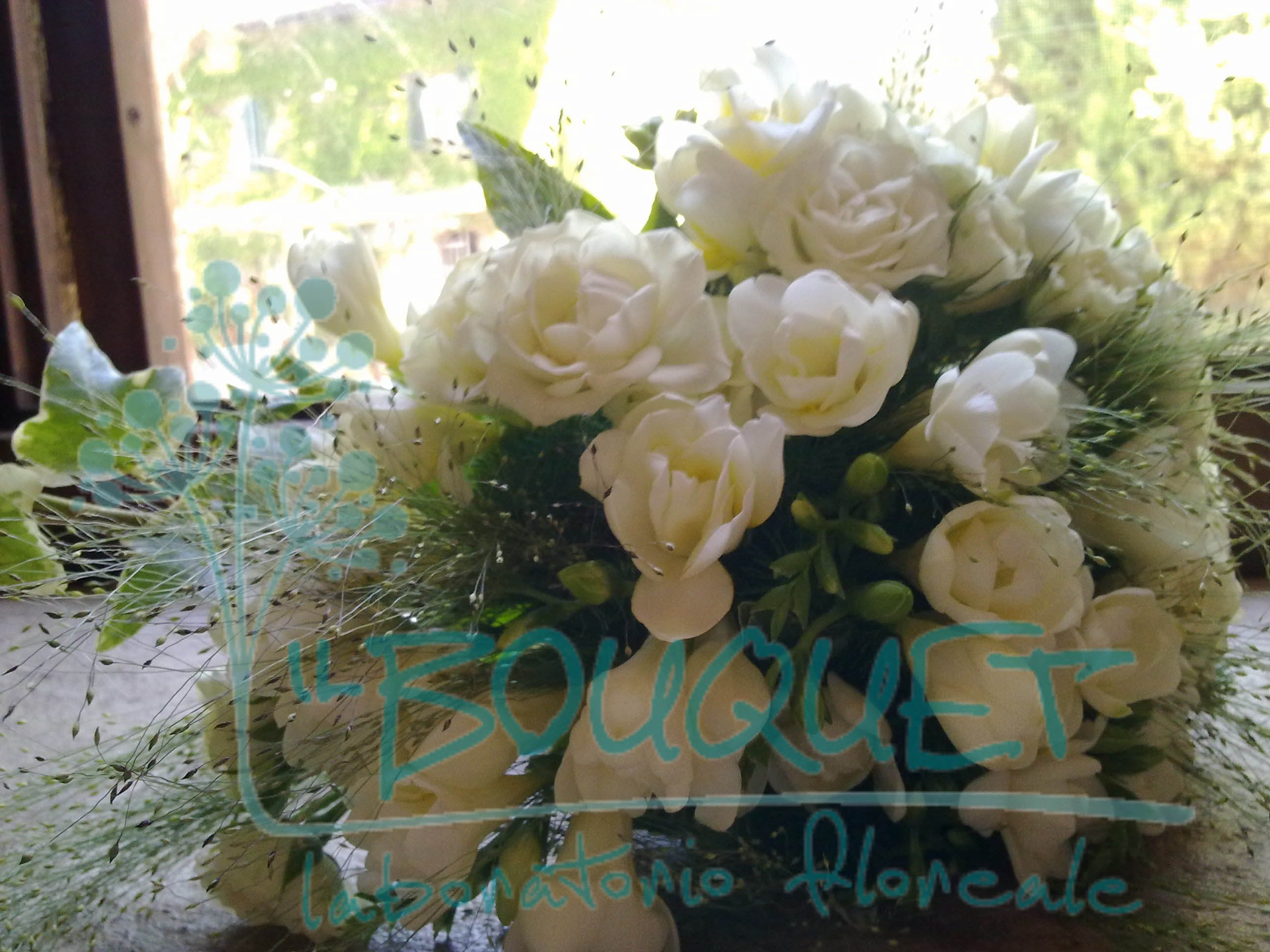 BRIDAL BOUQUET WWW.SIENAFLOWERS.COM