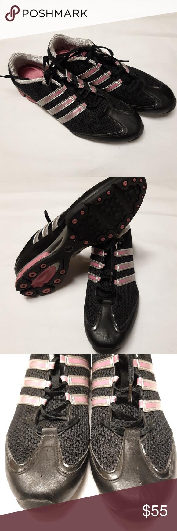 hivatalos üzlet részletes képek hivatalos oldal Adidas Running Shoes Adidas running shoes, black with hot pink and ...