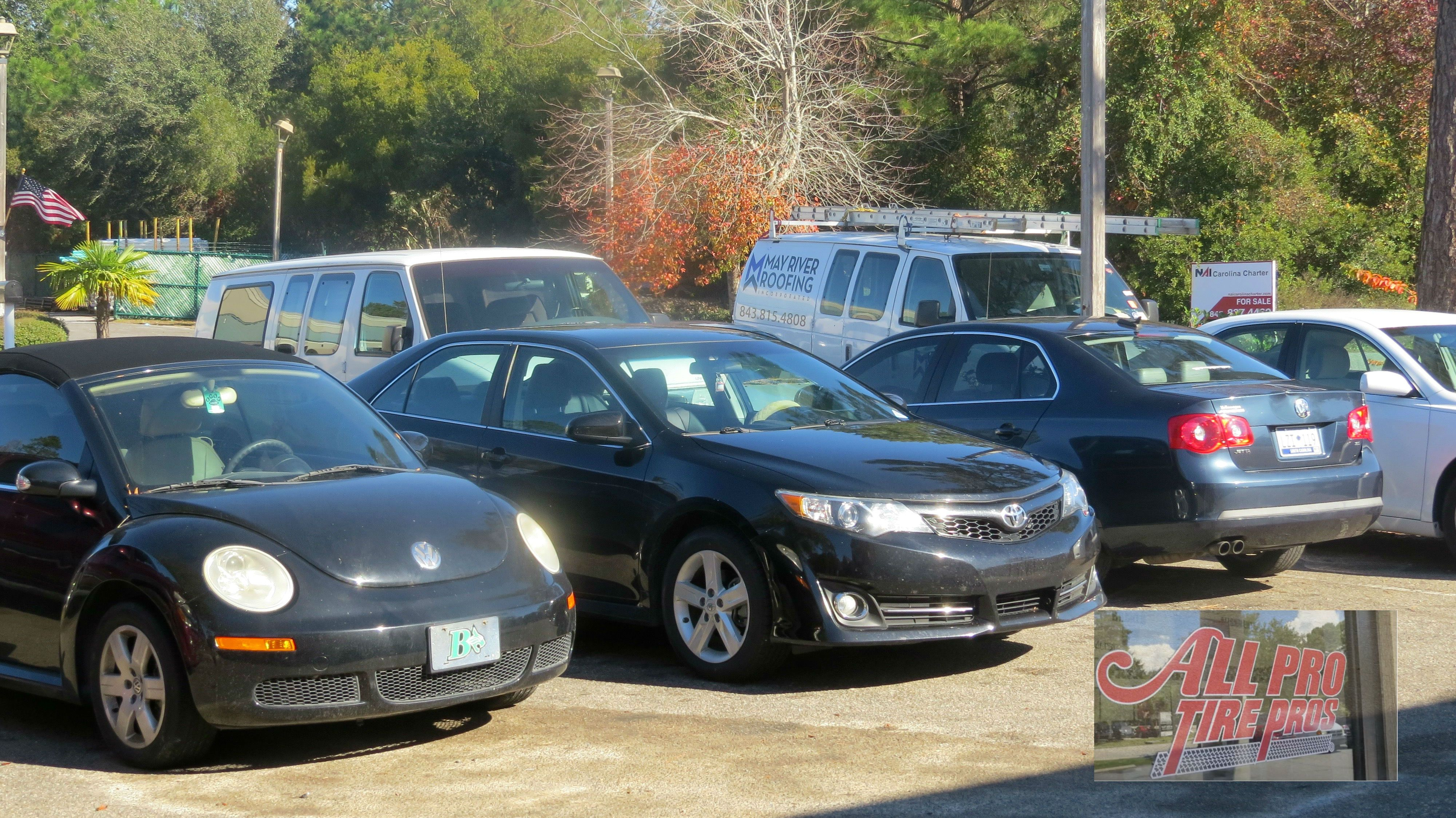 All Pro Tire Pros 10 Kitties Landing Rd, Bluffton, SC ...