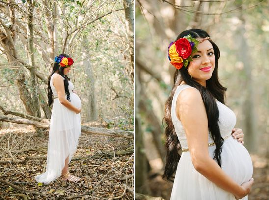 90debdd7a8499 Beautiful Maternity Shoot Inspired by Mexican Culture | maternidad ...