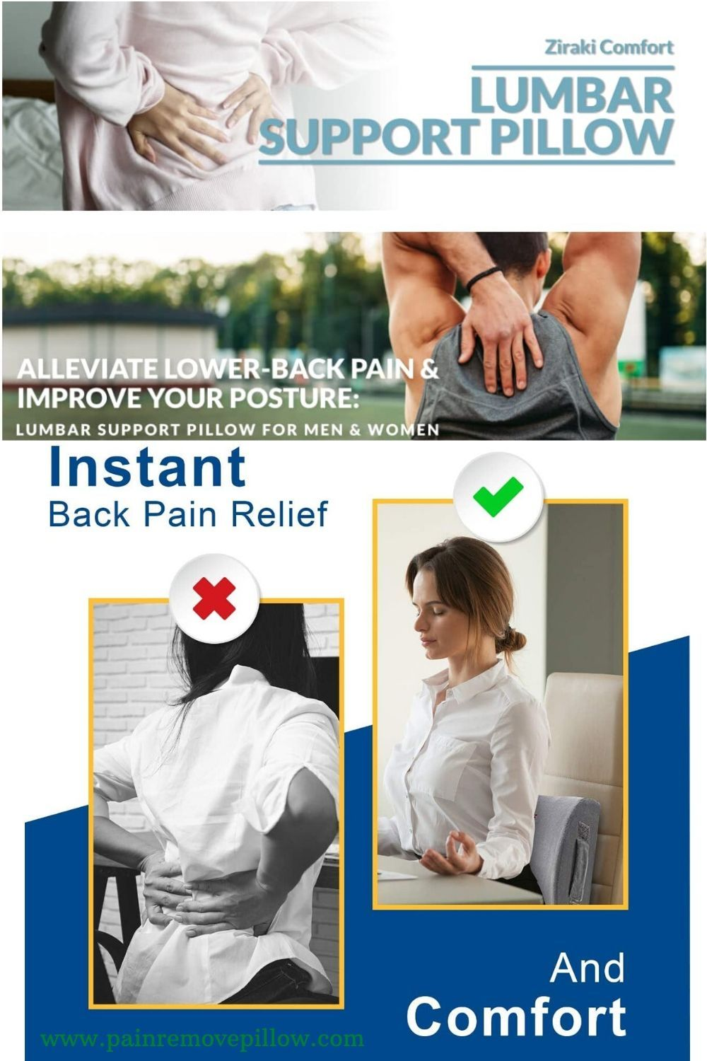 pin on correct your posture
