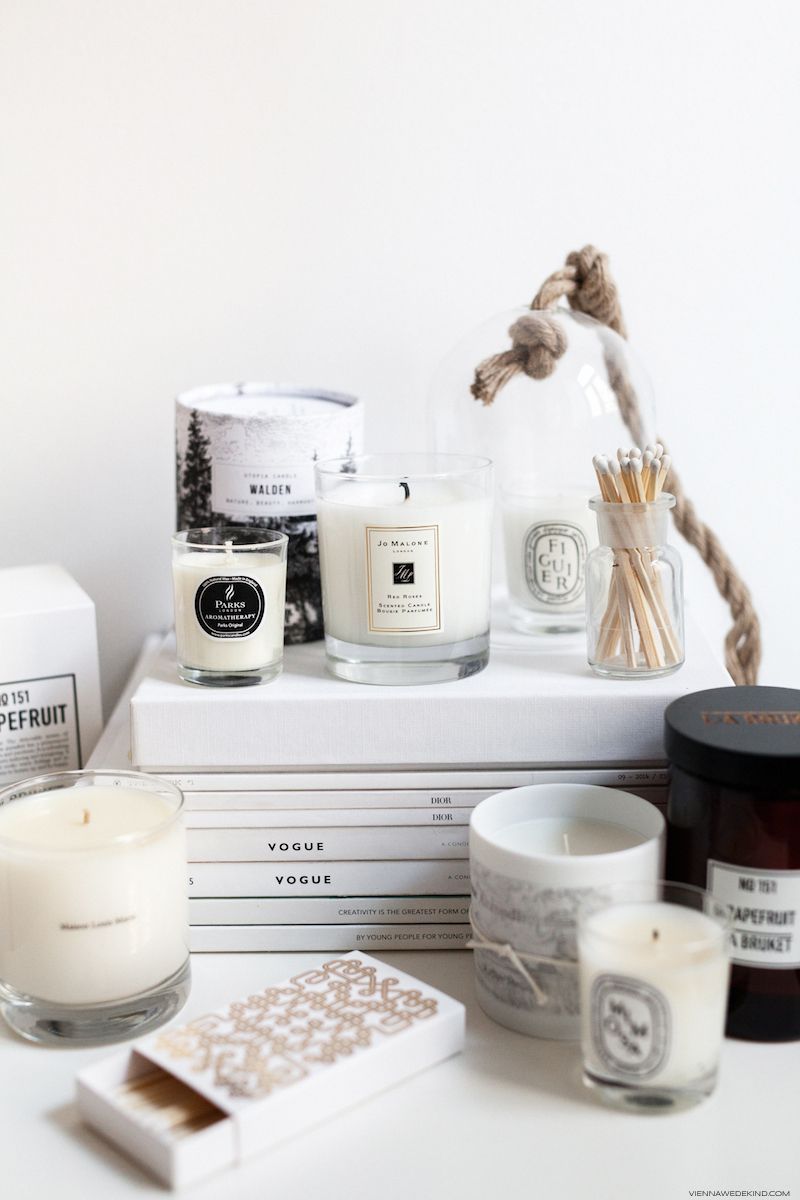 BURN NOTICE: THE BEST SCENTED CANDLES — VIENNA WEDEKIND