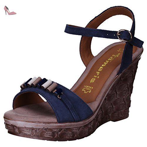 TAMARIS Tamaris Womens Shoe 28348 Navy 39 Chaussures