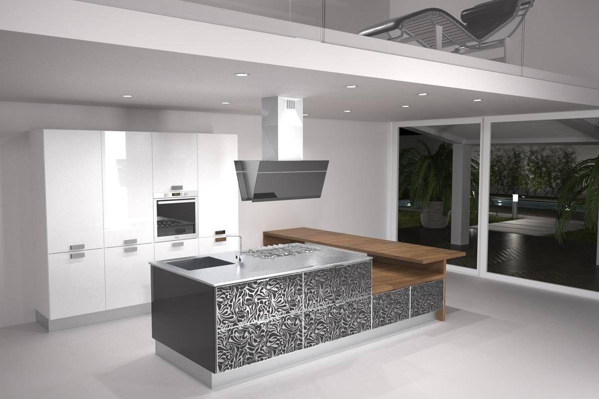 Cucine moderne cerca con google idee per la casa for Idee case moderne