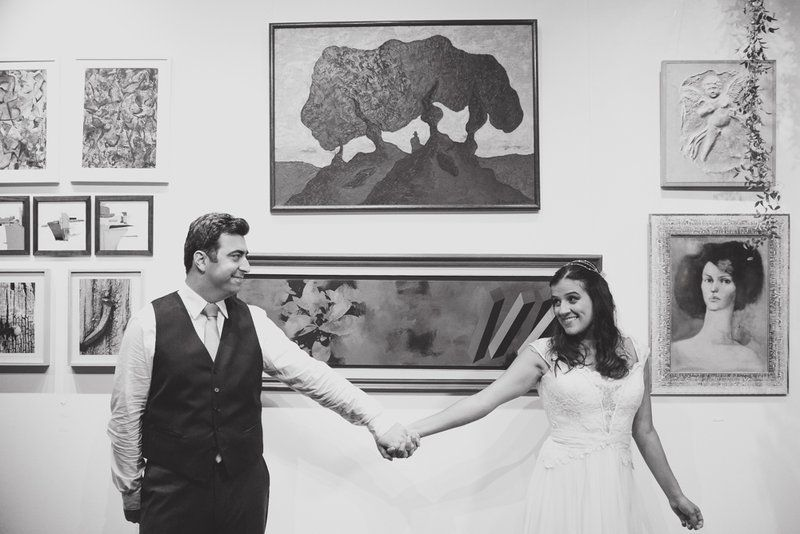 Denise e Leo - Vestido Nouveau por Giselle Nasser - Fotos: Beta e Borelli. Créditos, por favor. Credits, please. #noivanouveau #nouveauporgisellenasser #vestidodenoiva #vestidodenoivaleve