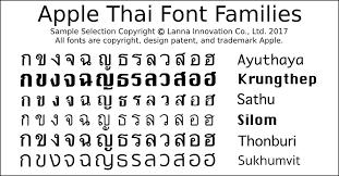 Image Result For Modern Thai Font Thai Font Coffee Artwork Writing