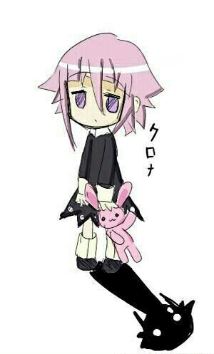 58a0faaa64ce71 Crona, cute, childhood, young, shadow, bunny toy; Soul Eater | Soul ...