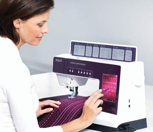 Pfaff Creative Performance Sewing And Embroidery Machine Ideas For Stunning Pfaff Creative Performance Sewing Machine