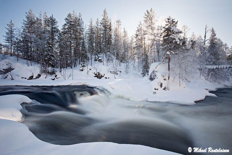 <b>Myllykoski, Kuusamo, Finland</b>