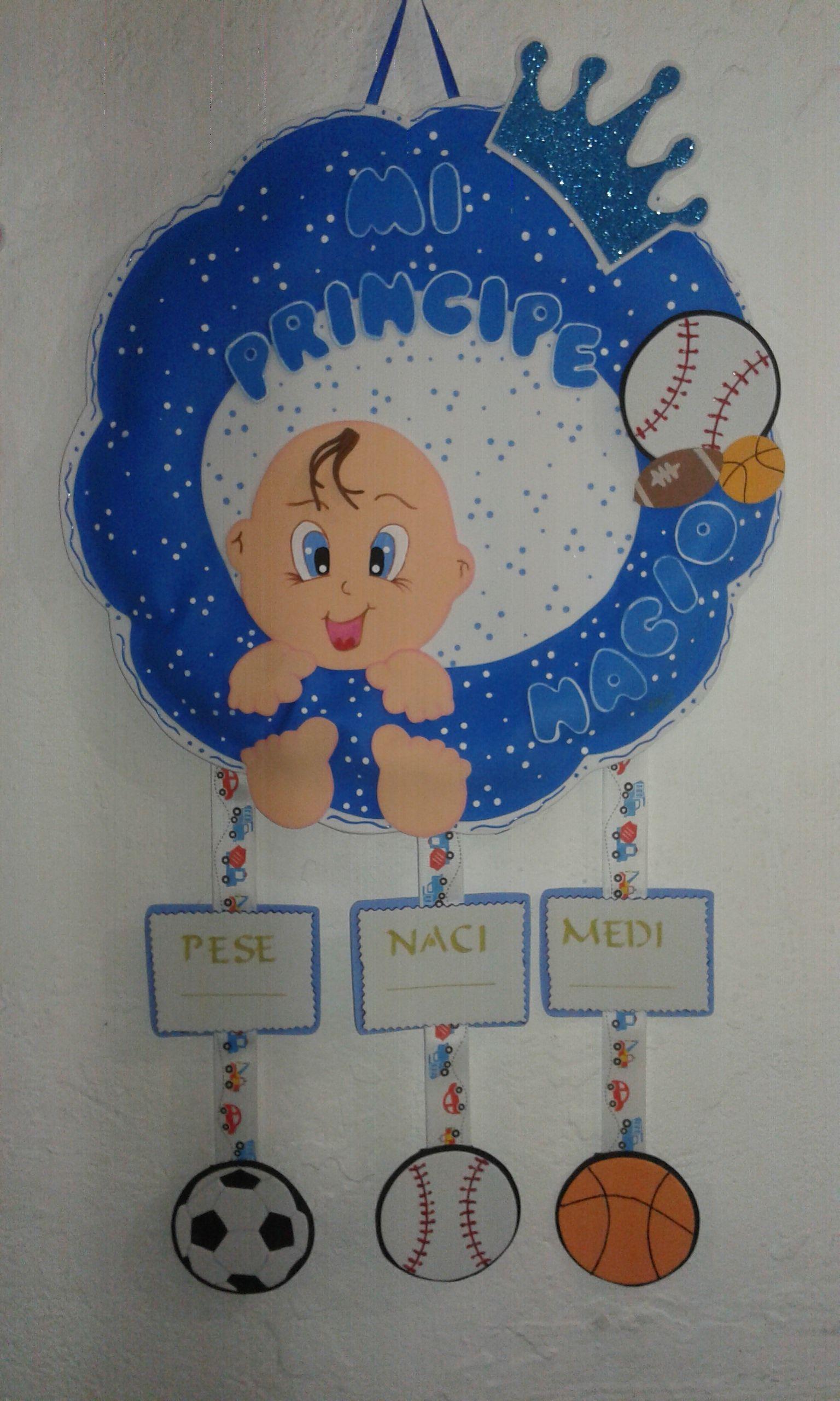 Bienvenidos para decorar puerta de cl nicas cuartos y baby for Manualidades decoracion bebe