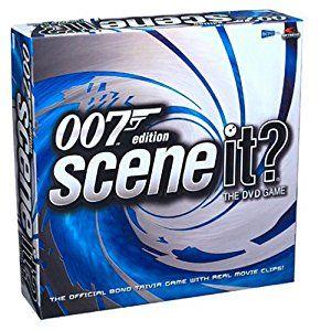 £15 James Bond Scene It? DVD Game: Amazon.co.uk: Toys ...