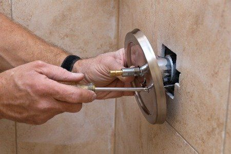 How to Repair a Leaking Bathroom Shower Faucet A leaky bathroom ...