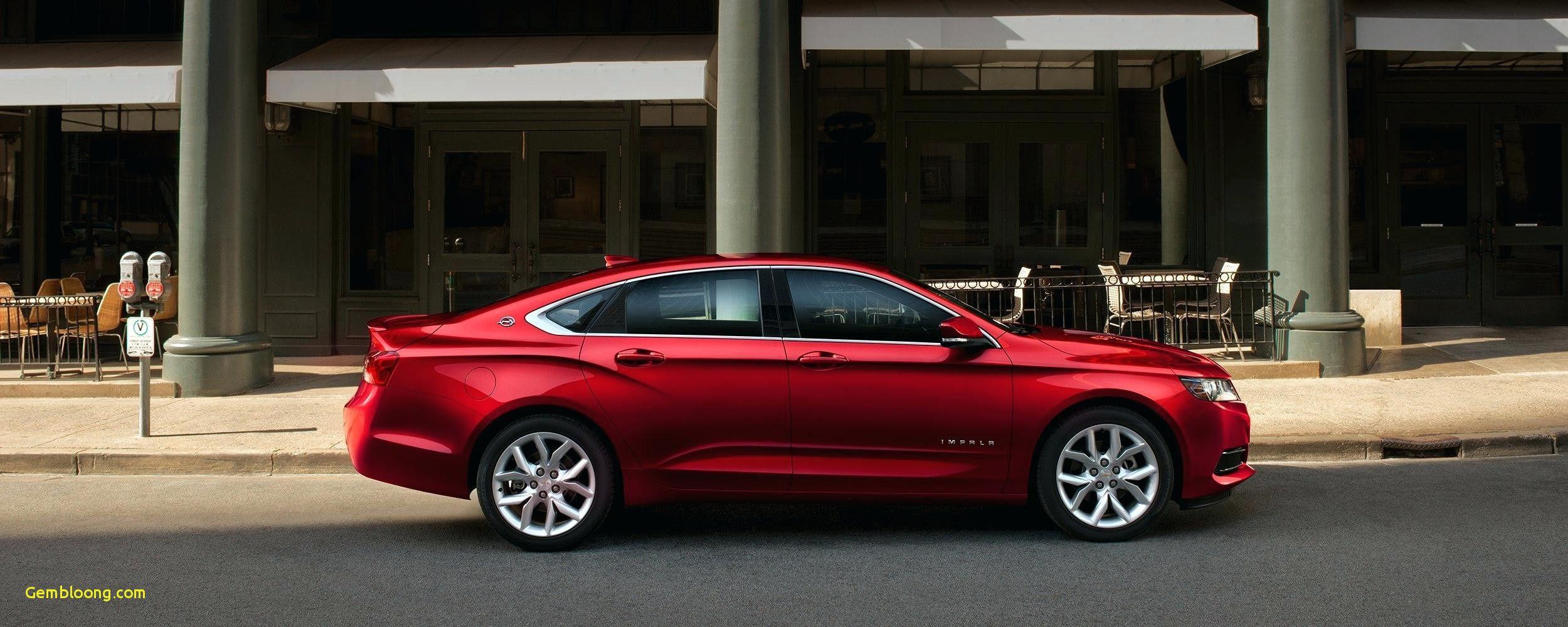 2021 Chevy Impala Ss Ltz Coupe Model