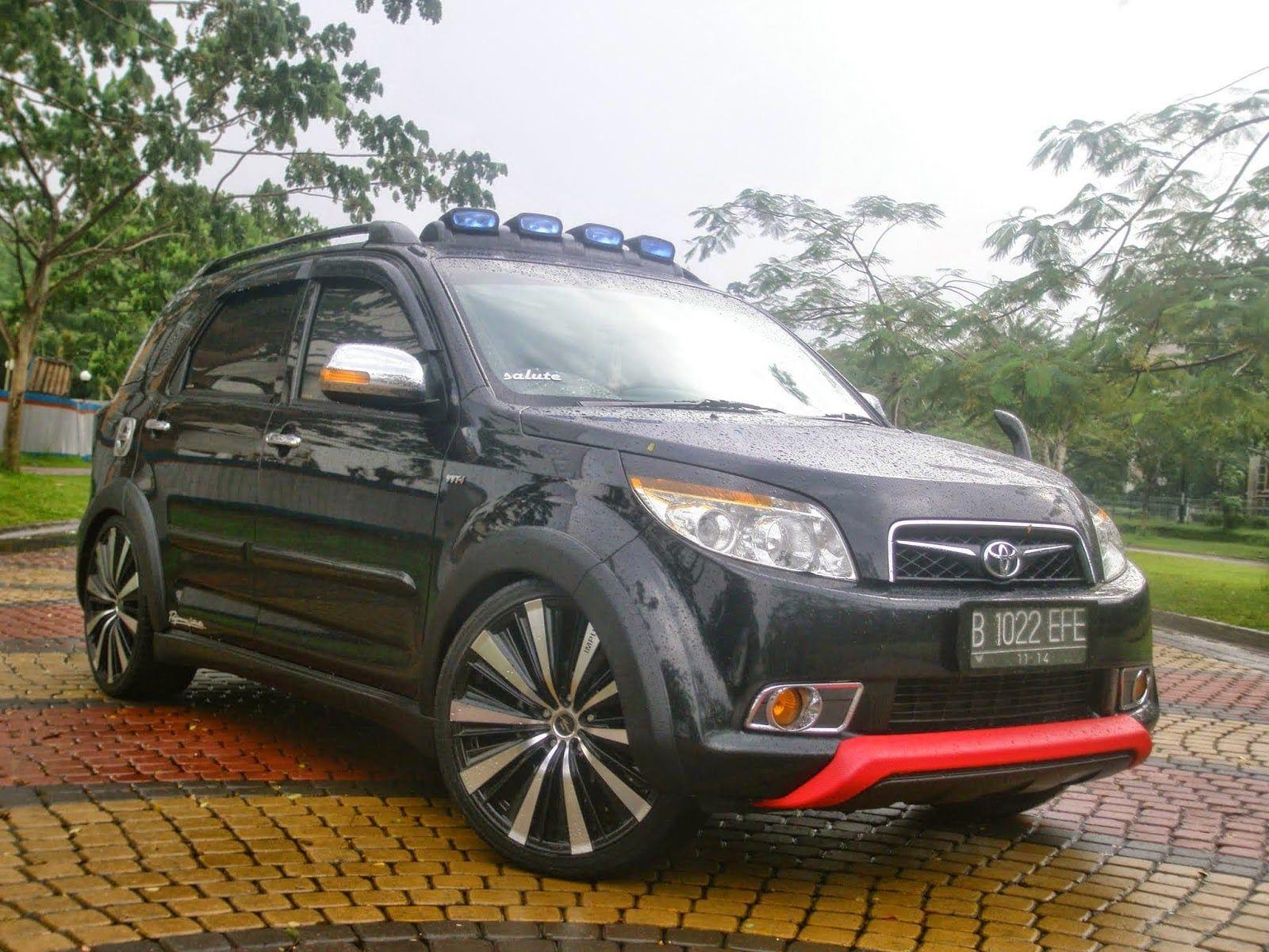 Modifikasi Mobil Rush Bekas Modifikasi Mobil Mobil Bekas Mobil