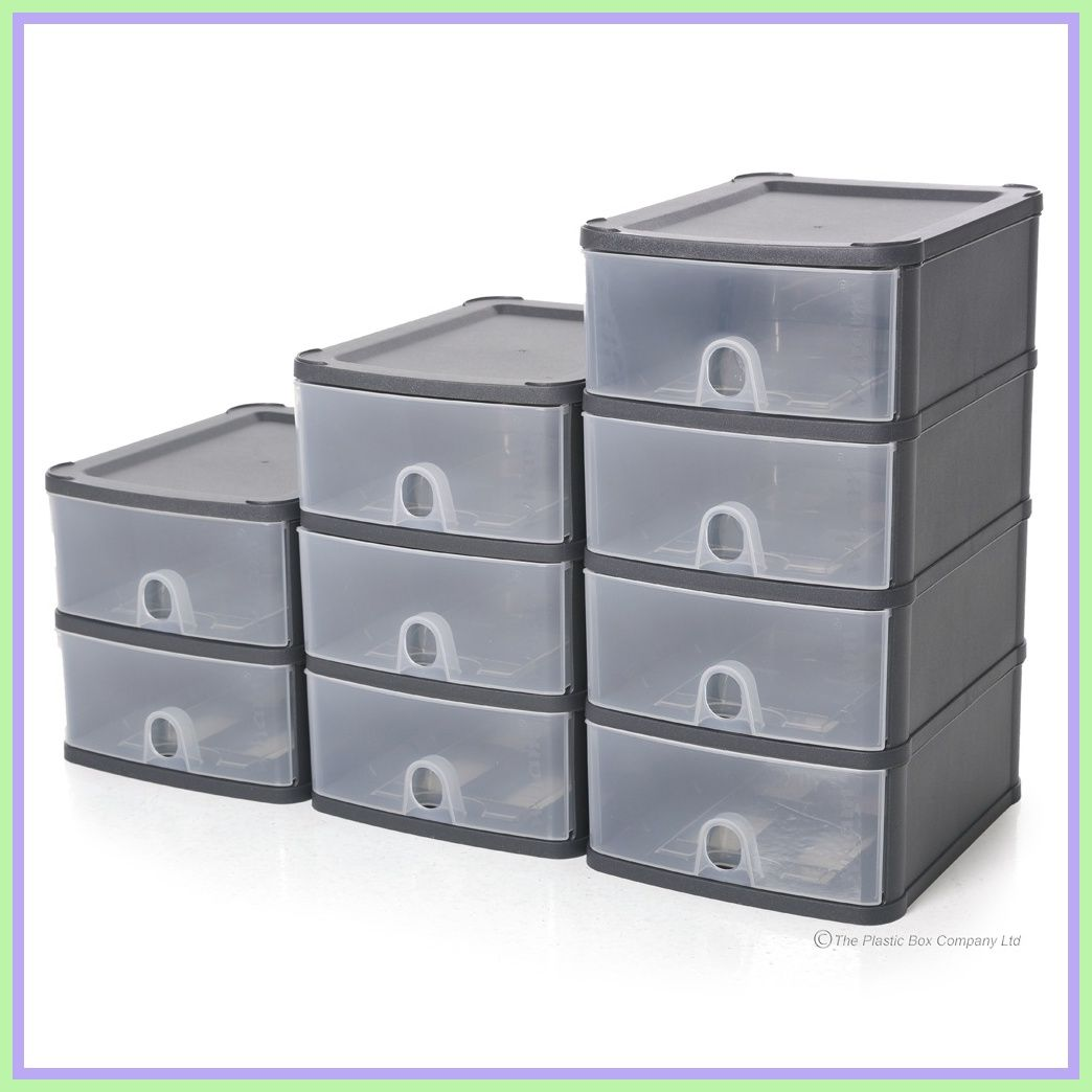 125 Reference Of Plastic Stackable Drawer Units In 2020 Stackable Plastic Storage Bins Storage Containers With Drawers Plastic Storage Bins