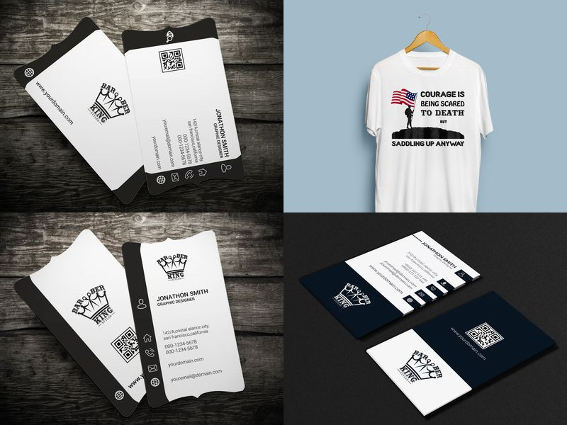 Carte De Visite Check Out My Top4Shots On Dribbble From 2018 See Yours At You