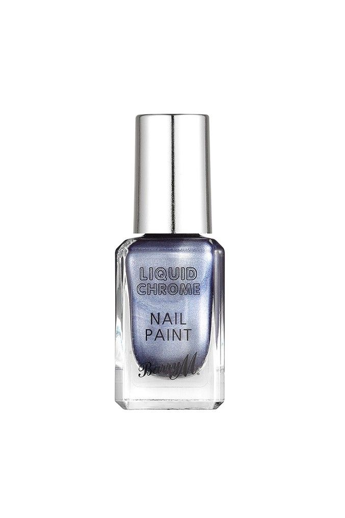 Buy Barry M Cosmetics Liquid Chrome Nail Paint from the Next UK online shop