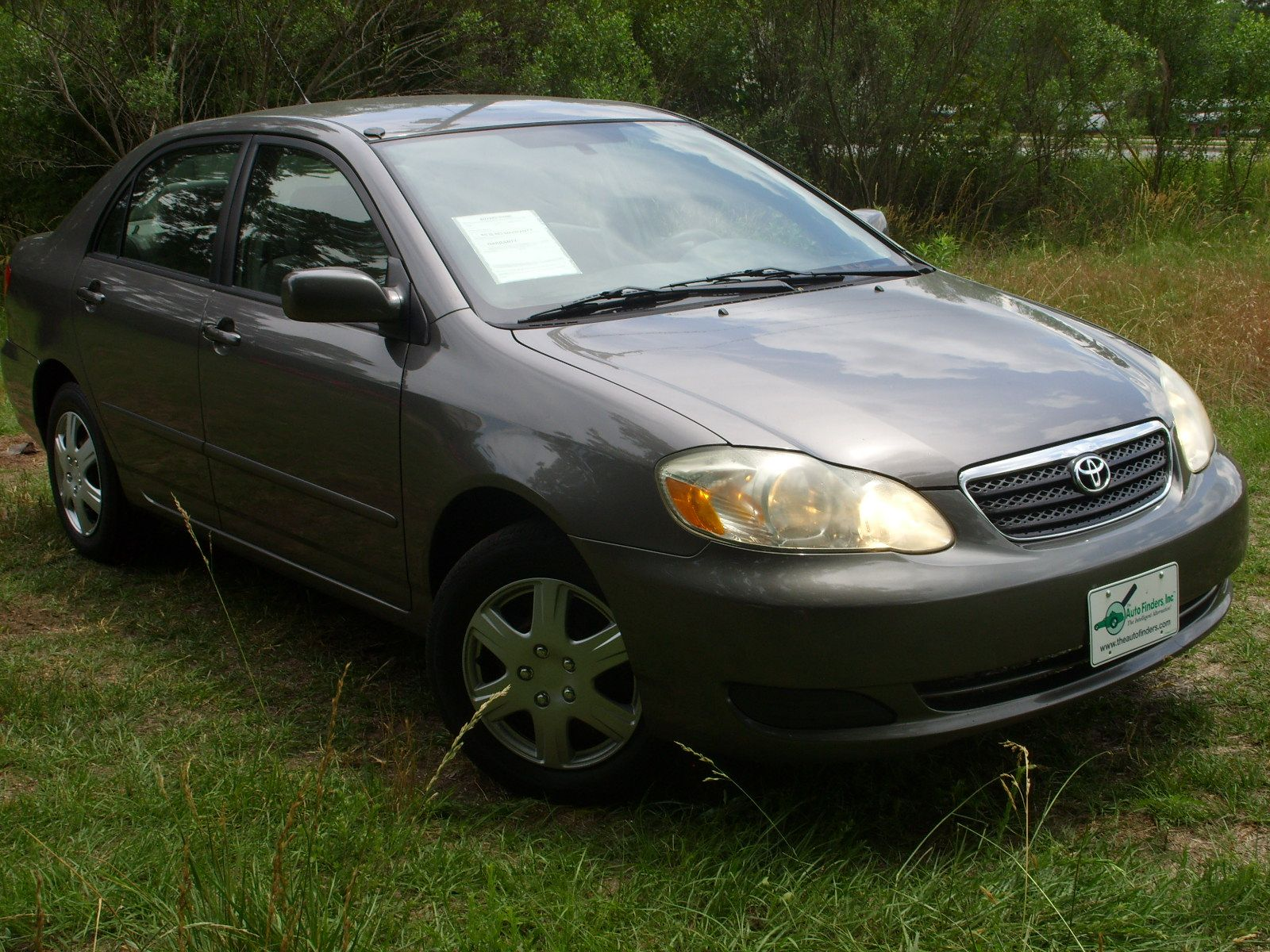 Used 2005 toyota corolla for sale durham nc