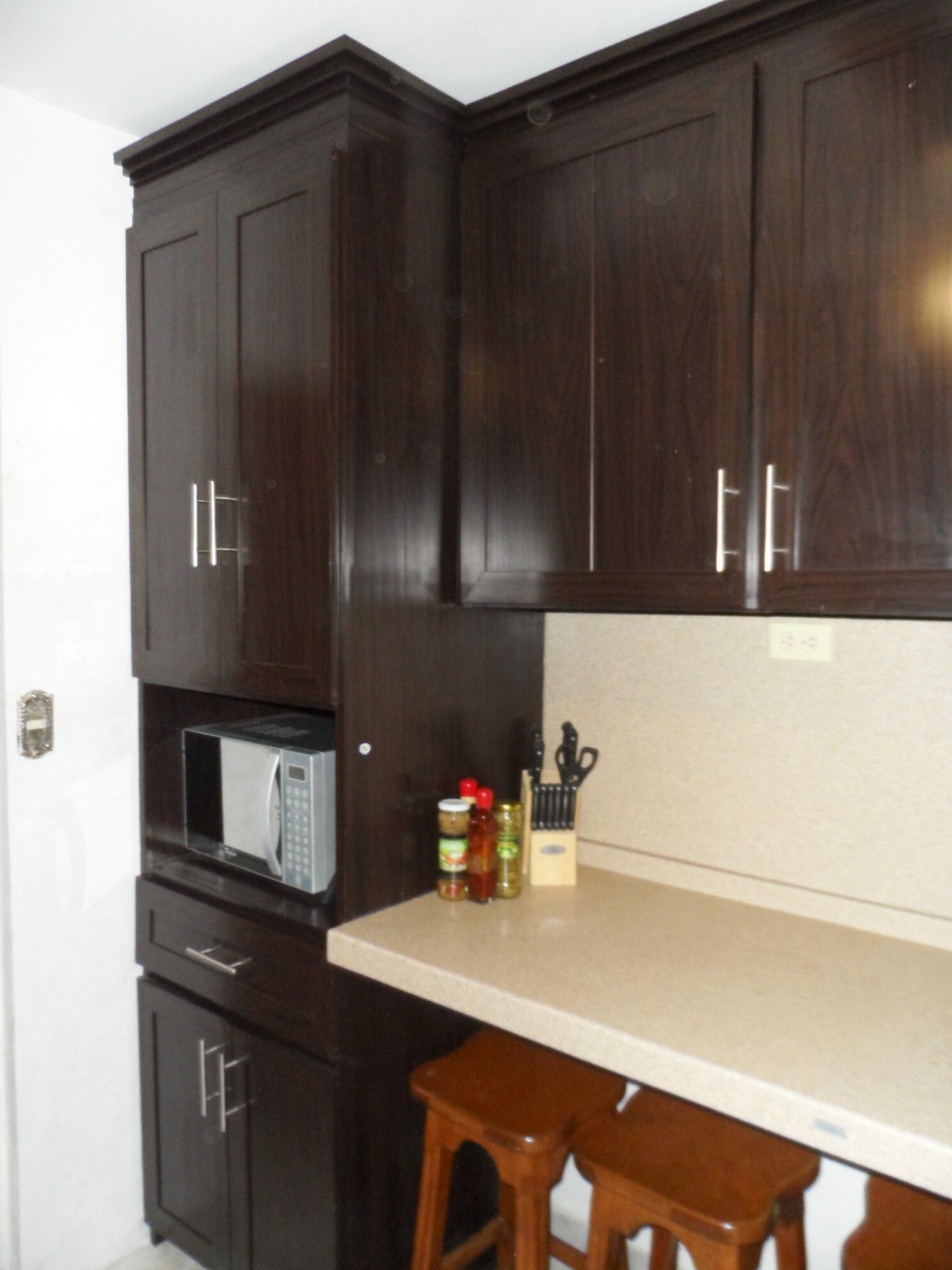 Rigid Plastic Kitchen Cabinets Are The Solution For Water Leaks And High Costs Of Maintenance Or Mold Chec Plastic Kitchen Cabinets Kitchens And Bath Kitchen