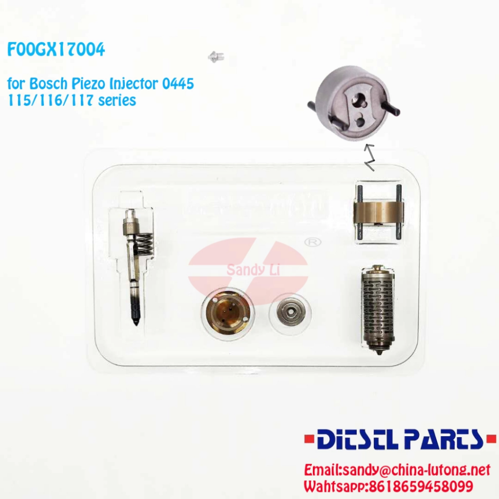 Pin On Diesel Injector Piezo Control Valve