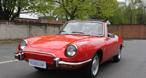 1972 Fiat 850 850 Sport Spider Fiat 850 Fiat Fiat Sport